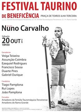 Ilha Terceira - Festival Beneficência Nuno Carvalho