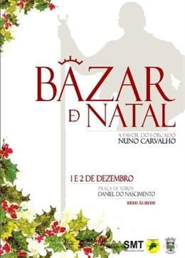 Moita - Bazar de Natal a Favor de Nuno Carvalho