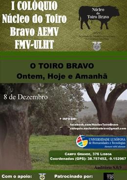 O Toiro Bravo, Ontem, Hoje e Amanhã