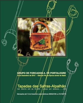 Gala de Final de Temporada/Natal dos Amadores de Portalegre