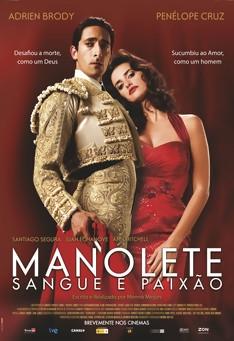 Veja aqui o Trailer de Manolete - Sangue e Paixão