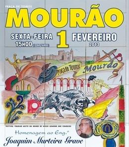 Alteração do cartel do Festival de Mourão