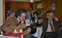 Mexicana Homenageia João Patinhas e Dr. Pires da Costa