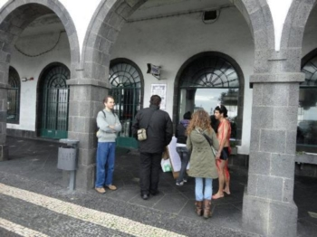 Manifestação Anti-Taurina Açoreana