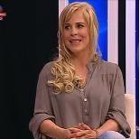 Sónia Matias esteve no Alô Portugal (SIC)