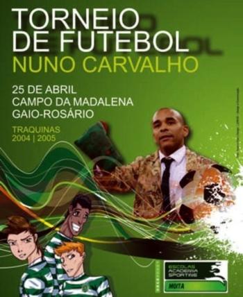 Torneio de Futebol Nuno Carvalho