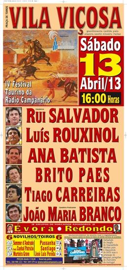 IV Festival Rádio Campanário - Vila Viçosa