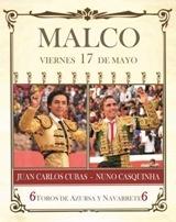 Triunfo de Nuno Casquinha na localidade de Malco (Perú)