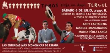 Aposento da Chamusca este Sábado em Teruel (Espanha)