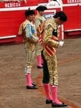 David Mora triunfa na Feira do Toro em Pamplona