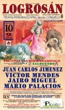 Vítor Mendes hoje em Logrosán (Espanha)
