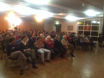 Reunião magna das Associaçoes Taurinas
