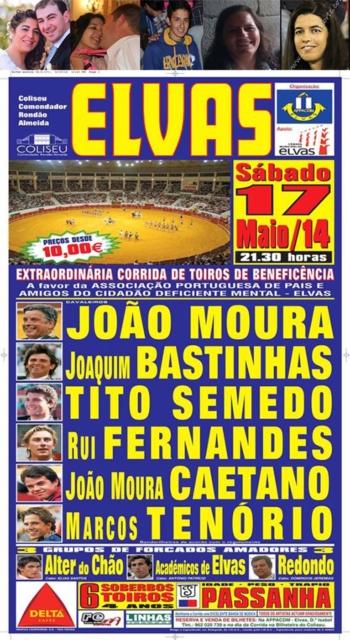 Vencedores dos Bilhetes para Elvas 17.MAIO (1º Sorteio)