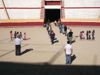 A Monumental de Santarém ensaia a Corrida de Gala de 10 de Junho