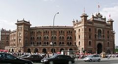 Inauguração da Praça de Toiros de
