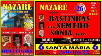 Dia 26 de Julho marca a abertura da temporada da Nazaré