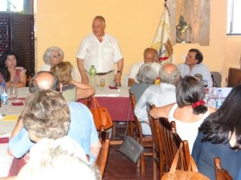 Festa Brava promove almoço convívio