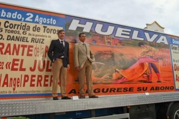Feira de Huelva apresentada no Alfoz, em Alcochete