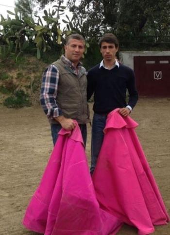 Cuqui Volta a Tourear em Espanha