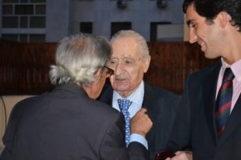 Cerimónias fúnebres de Augusto Gomes Jr