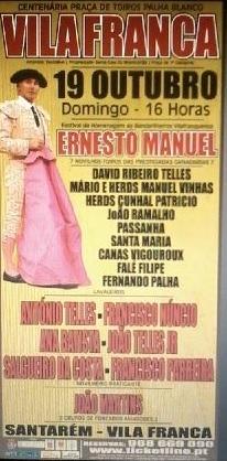 Festival de Homenagem ao Bandarilheiro Ernesto Manuel