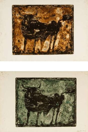 Júlio Pomar em mais de cem obras no Atelier-Museu em Lisboa