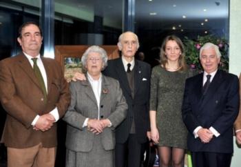 Sector 1 prestou homenagem de luxo ao Sr. Fernando Palha