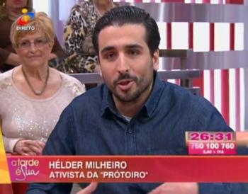 Vídeo debate na TVI com a ProToiro