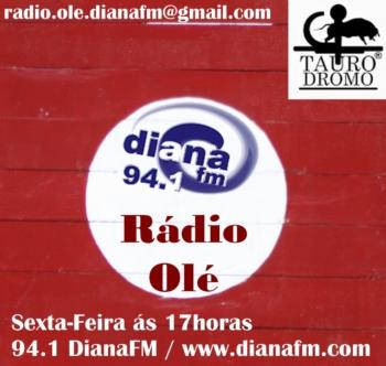 Rádio Olé regressa Sexta-Feira na Dianafm