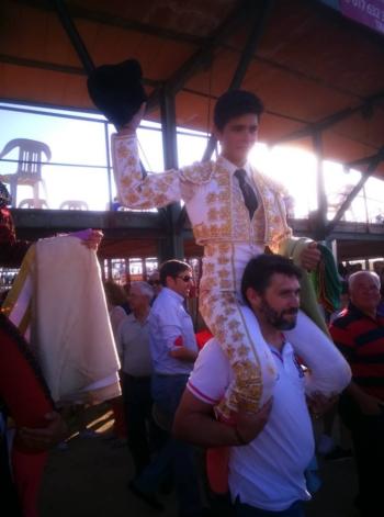 Triunfos de El Juanito em Llerena e Talarrubias