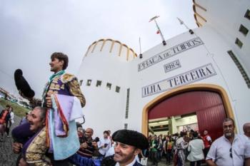 Porta Grande para Juan Leal - Feira de S. João 2015