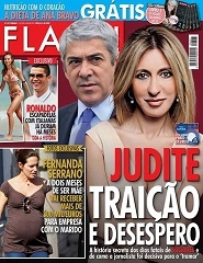 Reportagem com Pablo Hermoso na Revista Flash