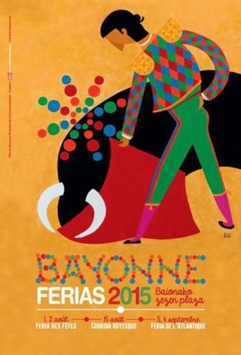 Aposento da Chamusca na Feira de Bayonne