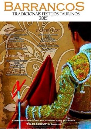 Decorre de 29 a 31 de Agosto as Tradicionais Festas de Barrancos