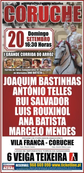 MARCOS POR JOAQUIM BASTINHAS DOMINGO EM CORUCHE