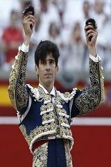 Alberto López Simón recebe Troféu