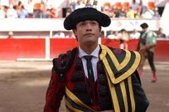 Juan Pablo Sánchez. abre a Porta Grande