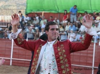 João Pedro Bolota apodera o cavaleiro António d'Almeida