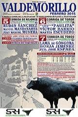 Feira Taurina em honra de San Blas em Valdemorillo