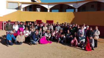 Fiesta campera de la Peña Taurina 'Luis Reina' de Almendralejo
