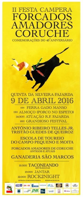 II Festa Campera GFA de Coruche - 45 anos