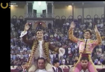 Mano-a-mano Salgueiro  El Juli (1999)