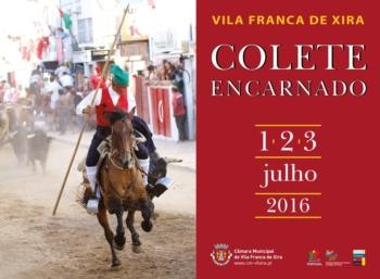 Colete Encarnado - Figura ímpar do Campino homenageada em Vila Franca de Xira de 1 a 3 de julho'16
