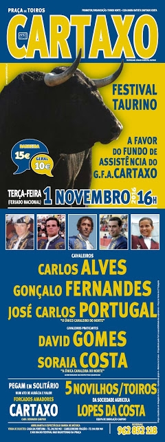 Último evento do ano é no Cartaxo