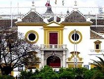 Corrida de Toiros no Domingo de Páscoa em Sevilha