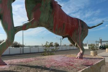 Câmara Municipal repudia e apresenta queixa contra vandalismo e atentado ao Património e Cultura