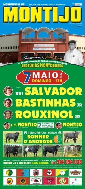 Temporada no Montijo abre a 7 de Maio com a imponência dos Sommer d'Andrade