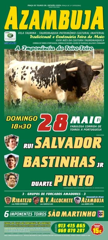 Azambuja com corrida a 28 de maio