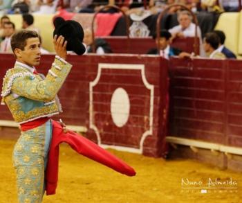 Diogo Peseiro em Las Ventas