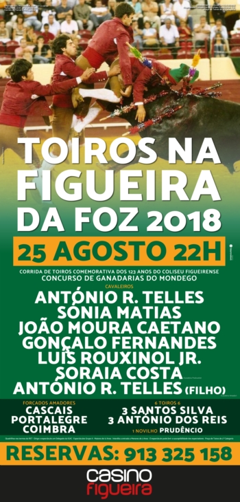 Competição Ganadera no Encerramento de Temporada no Coliseu Figueirense